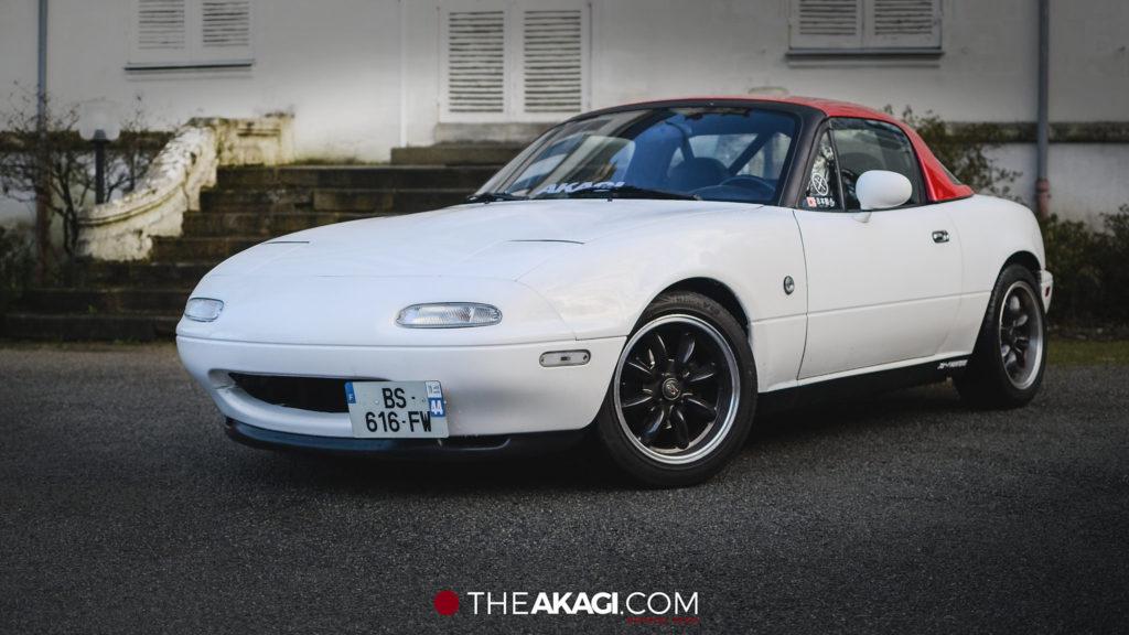 THEAKAGI | Mazda MX5