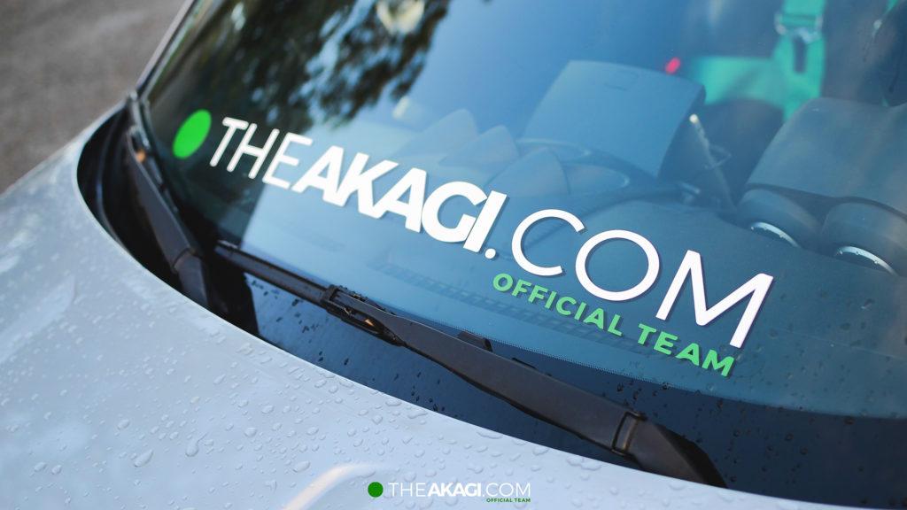 THEAKAGI | Stickers THEAKAGI.COM