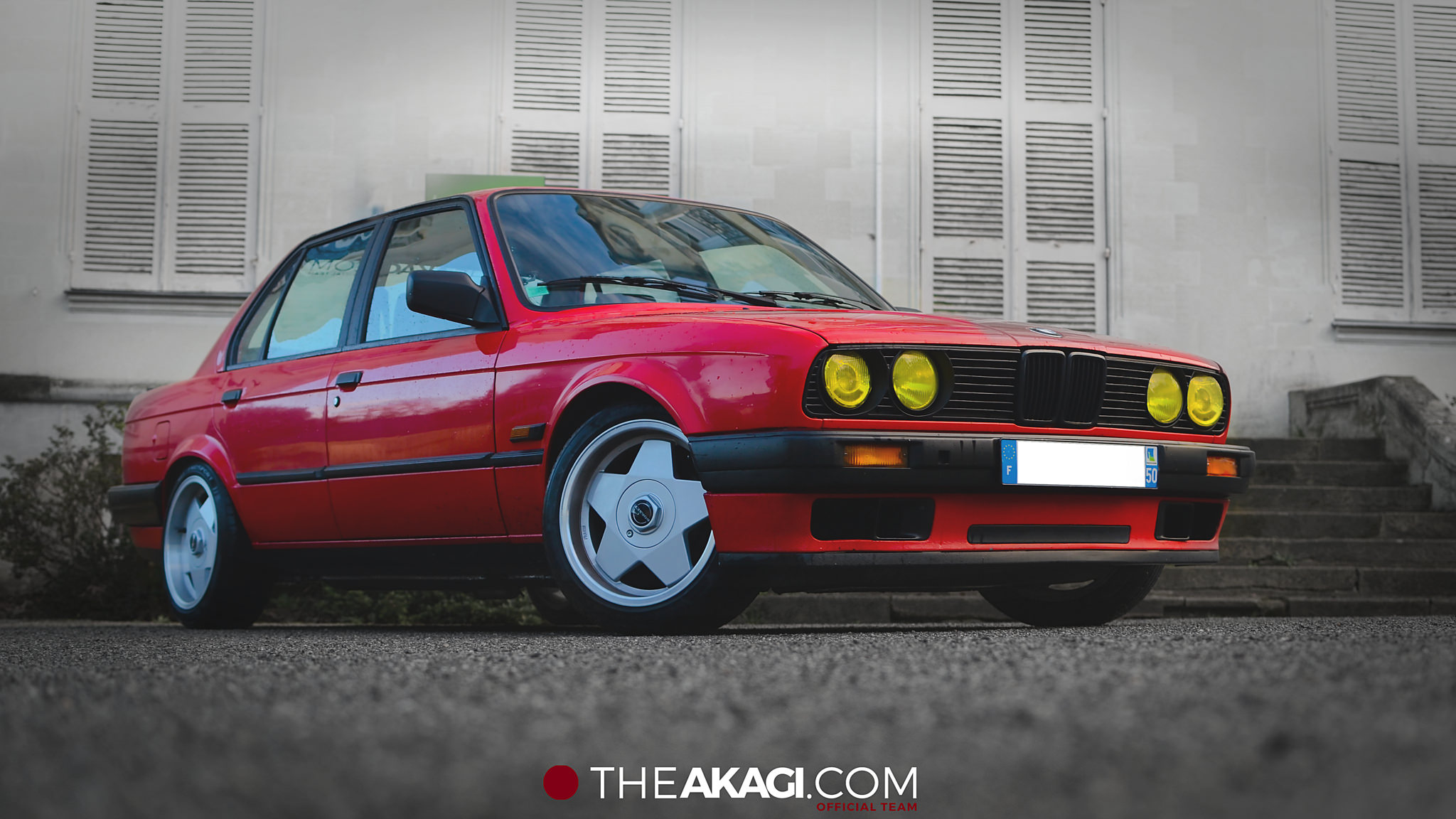 THEAKAGI | BMW E30