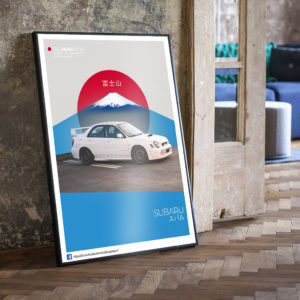 Affiche THEAKAGI Subaru