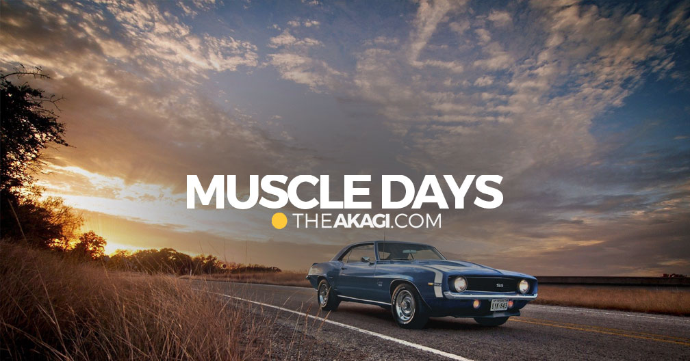 MUSCLE DAYS