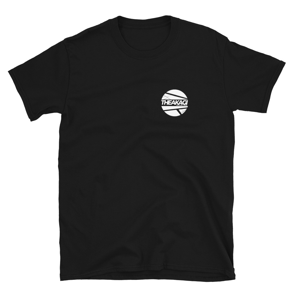 T-shirt THEAKAGI.COM