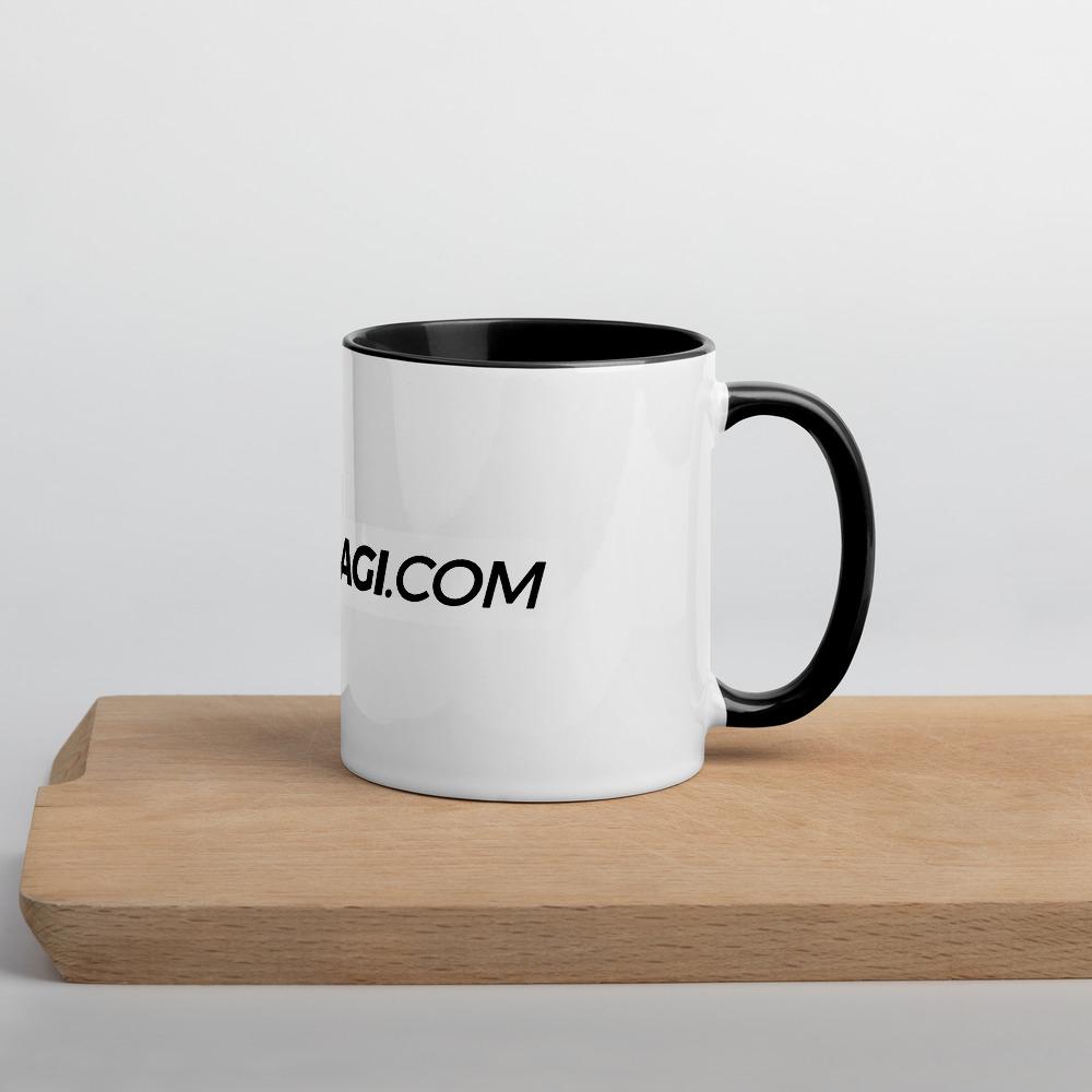 Mug à Intérieur Coloré THEAKAGI.COM