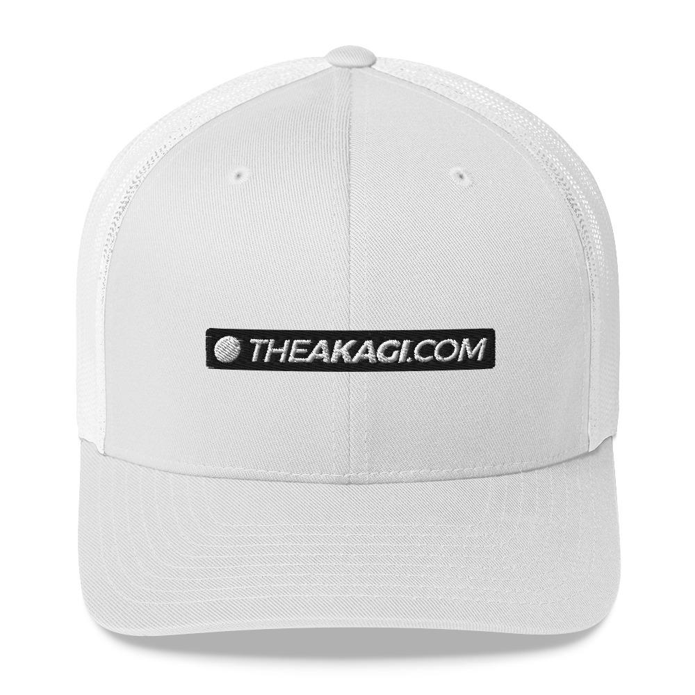 Casquette Trucker THEAKAGI.COM